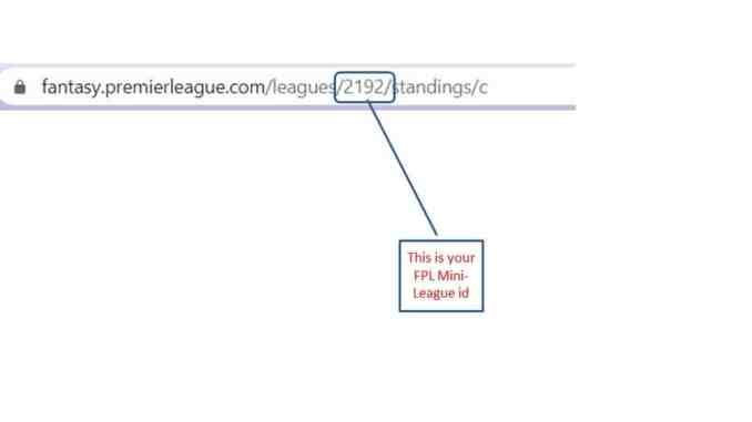 how to find my fpl id