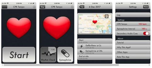 CPR Temp App
