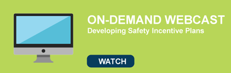 Developing Safety Incentive Plans Webcast