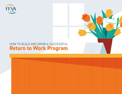 Return to Work eBook Cover