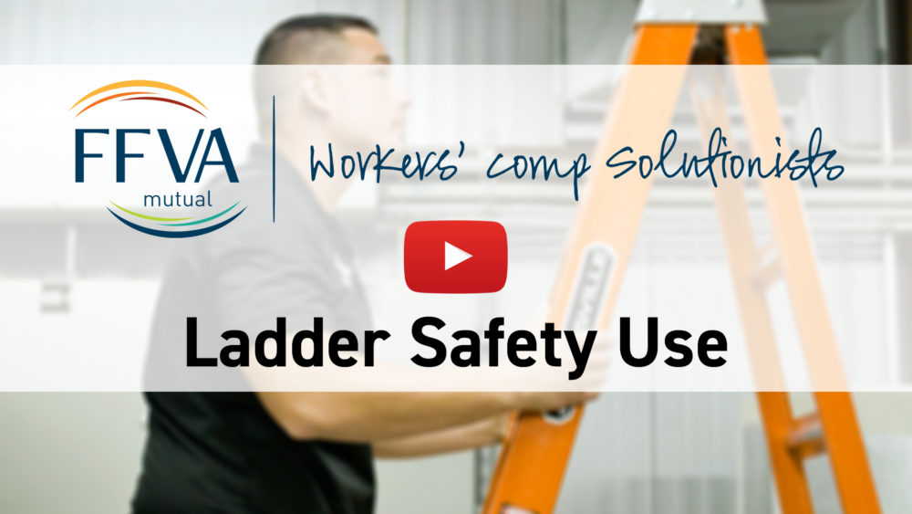 Ladder Safety Video