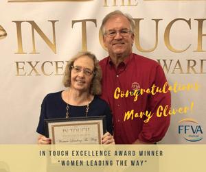 Mary Cliver and Patrick Sidorchuk