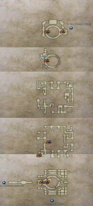Final Fantasy XII 12 FFXII FF12 Maps Pharos