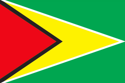 Free Animated Guyana Flags Clipart