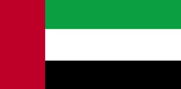 Free Animated United Arab Emirates Flags Emirati Clipart