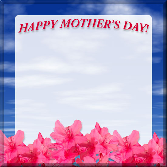 Mother's Day Borders - Free Mothers Day Border Clip Art