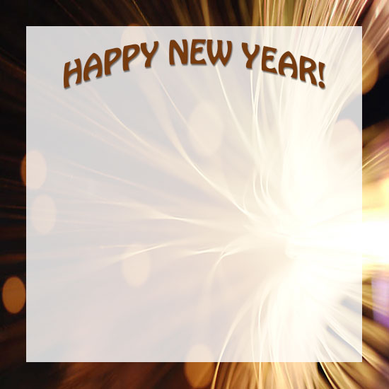happy new year borders clip art