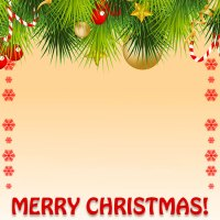 christmas email border  Christmas Email Border – Merry Christmas And Happy New Year 2018
