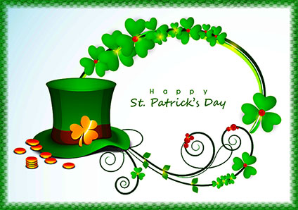 Free Saint Patrick's Day Gifs - St. Patrick's Day Clipart