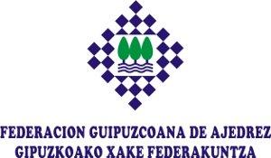 Logo de la Federación Gipuzkoana de Ajedrez