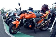 Notamment la tres belle Kawasaki Z1000