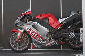 La Fortuna Yamaha M-1 de Carlos Checa