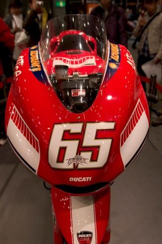 Ducati de compétition