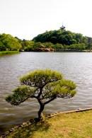 Le magnifique parc Sankei, à Honmoku (environs de Yokohama)