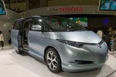 Toyota Estima Hybrid Concept