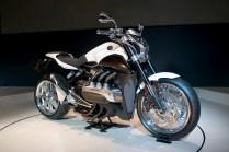 Prototype de cruiser automatique Honda EVO6