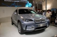 BMW Concept X6 Active-Hybrid
