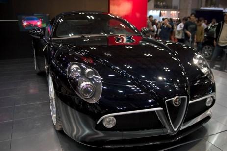 Concept Alfa Romeo 8C Competizione