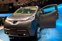 Nissan NV200, face avant