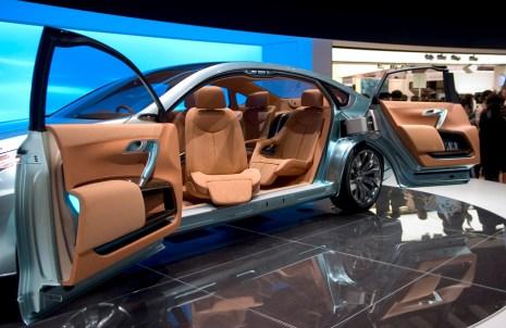 Concept Nissan Intima