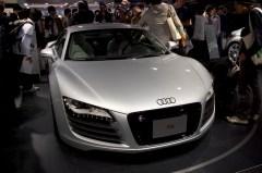 La fabuleuse Audi R8
