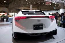 Toyota FT-HS Hybrid Sport