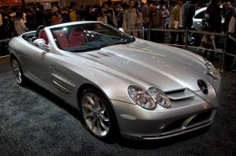 Mercedes SLR MacLaren
