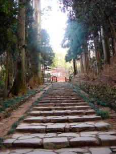 Entrée du temple Zuihoden