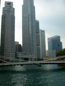 Canal longeant la City