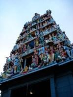 Un autre temple indien ...
