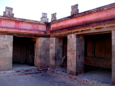 Quelques salles et couloirs restaurées
