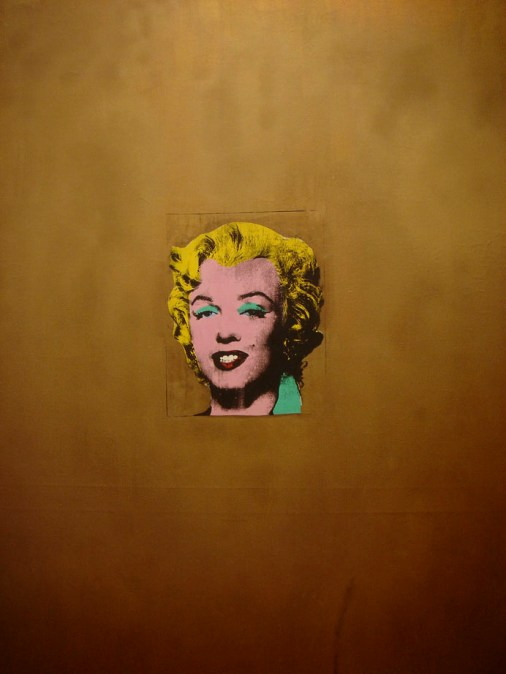 Moma, la Marylin de Andy Warhol