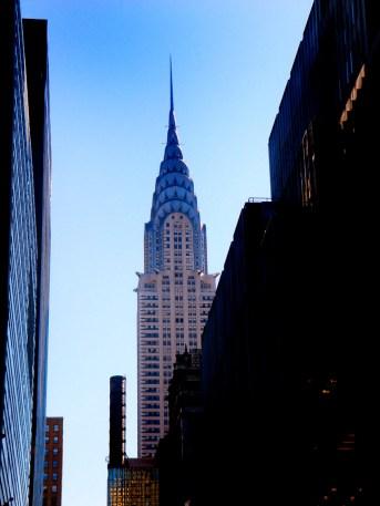 Chrysler Building à New York Midtown