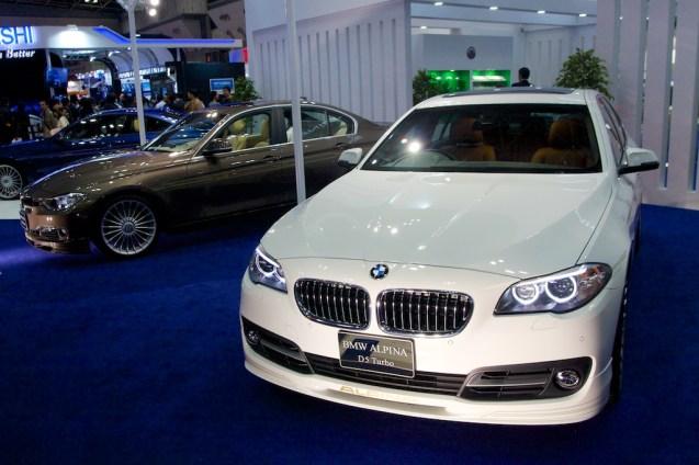BMW ALPINA D5 Turbo