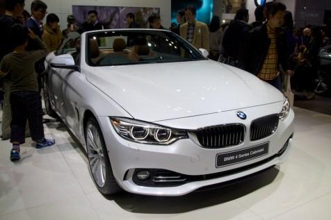 BMW 4 Series Cabriolet