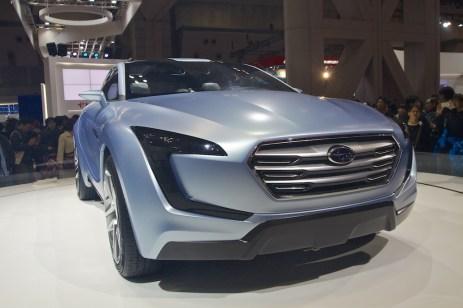 Subaru Viziv Evolution Concept