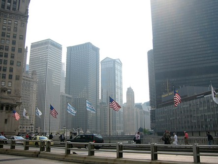 Sur Michigan Avenue, Magnificent Mile (2)