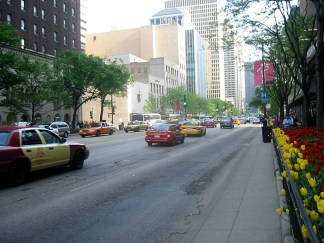 Sur Michigan Avenue, Magnificent Mile (7)