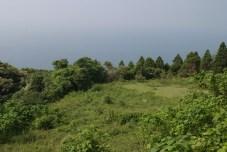 Au passage, arret au Cap Toi, tout au sud de Kyushu.