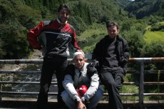 Lolo, Sylvain et Pierre