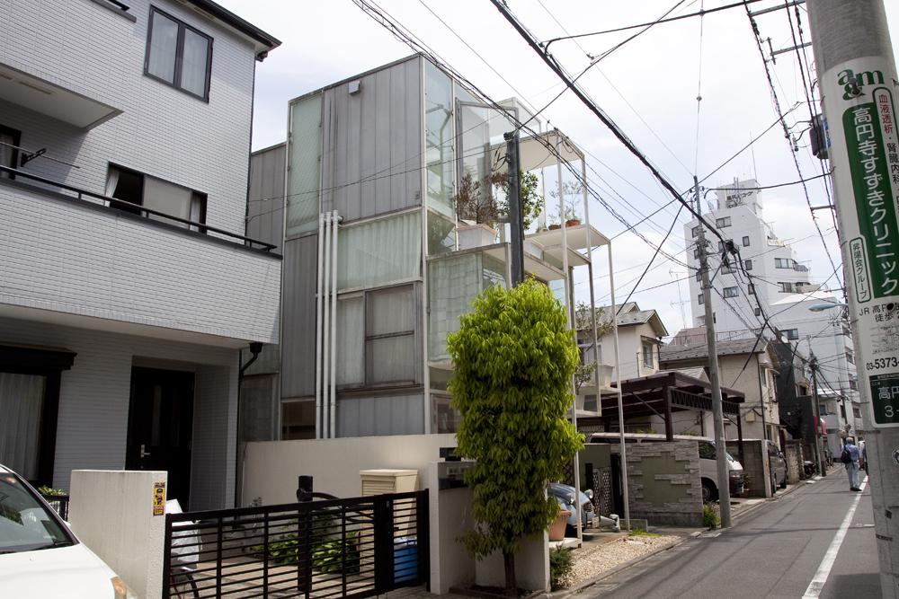L Architecture De Sou Fujimoto House Na Made In Tokyo