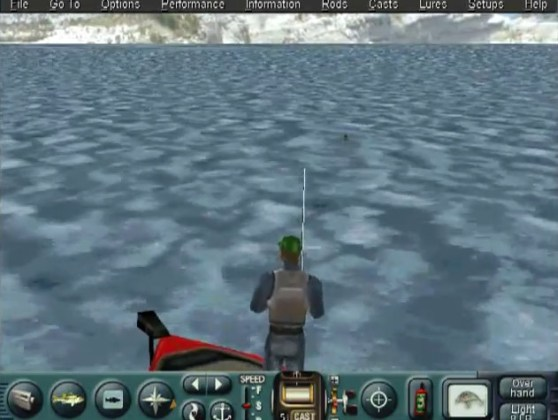 Top 15 Best Fishing Games So Far   FGindex Trophy Bass 4 PC
