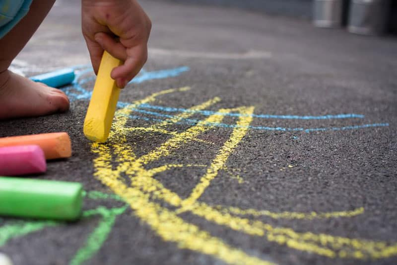 Tips Asphalt Concrete - Healthy Chalk