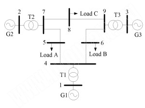 Single Line Diagram In Power System Analysis – Periodic