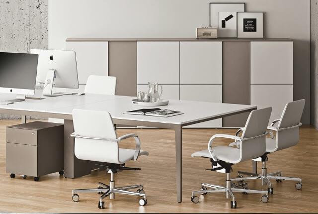 Solitamente l'ufficio è il luogo in cui si passa la. Sedie Per Ufficio E Mal Di Schiena Fgm Giambellini