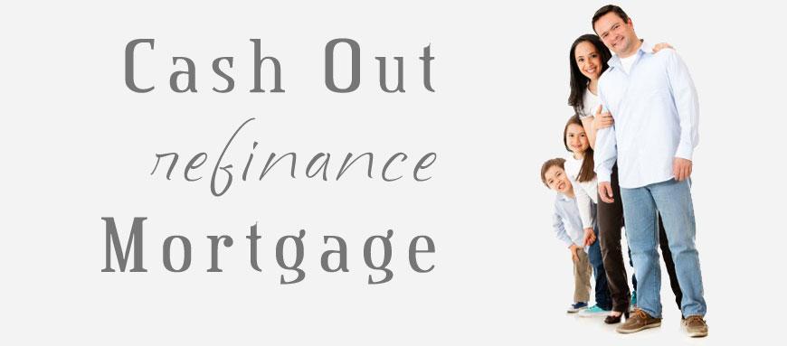 FHA Cash Out Refinance