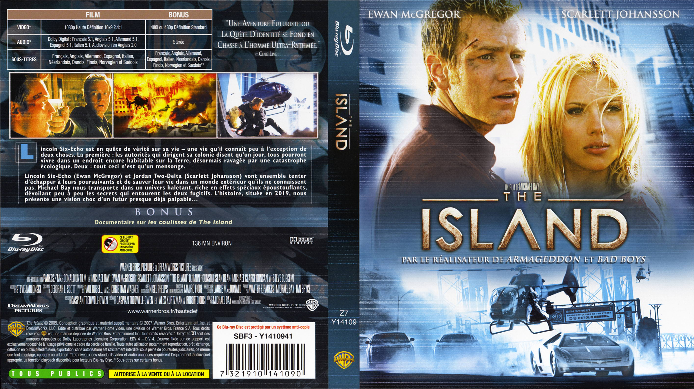 The Island Ewan Mcgregor Online