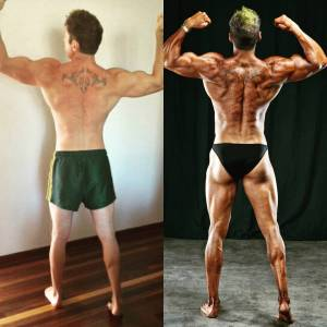 shane falconer before and after Fit-Hot Bod Shop