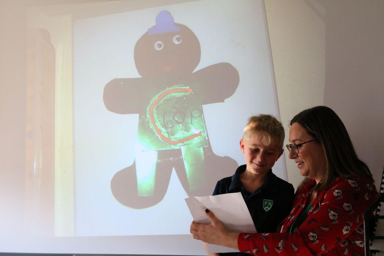 Kindergarten Gingerbread Adventure News