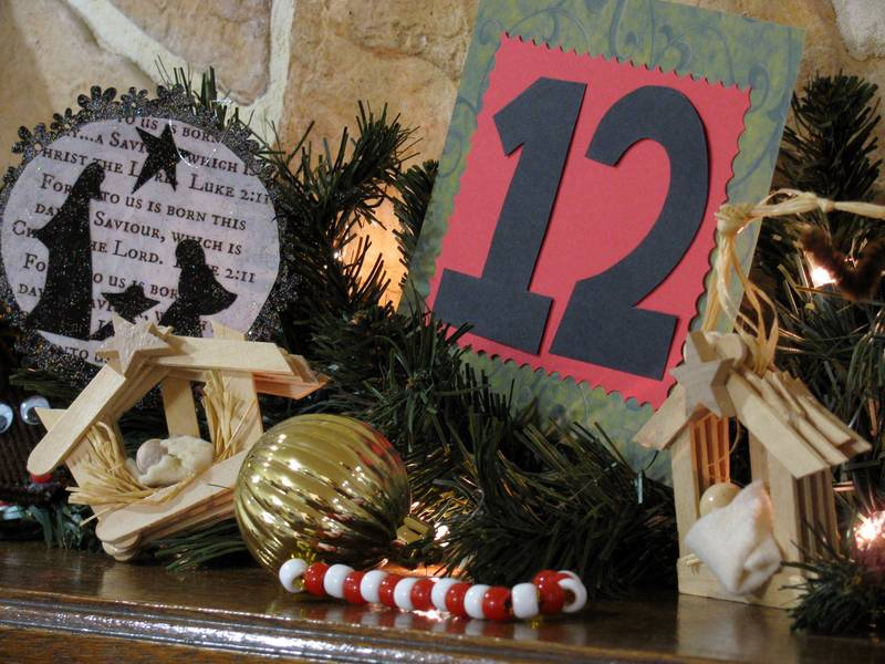 Twelve days of christmas gift ideas lds